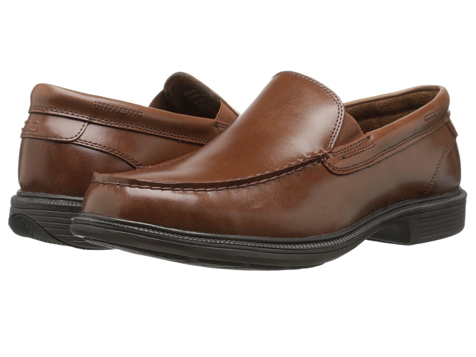 Nunn Bush - Beacon St Moc Toe Oxford (Cognac) Men