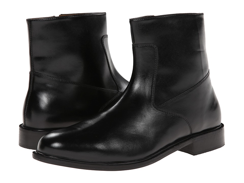 Nunn Bush - Norwich (Black) Men's Boots