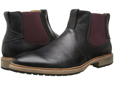 Florsheim - Indie Gore Boot (Black Milled) Men's Pull-on Boots