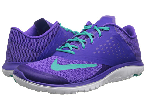 Nike - FS Lite Run 2 (Hyper Grape/Hyper Turquoise/Concord/White) Women