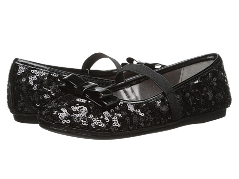 Nina Kids - Goldie-T (Toddler/Little Kid) (Black) Girls Shoes