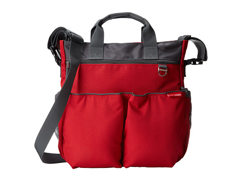 Skip Hop - Duo Signature Diaper Bag (Red) Diaper Bags