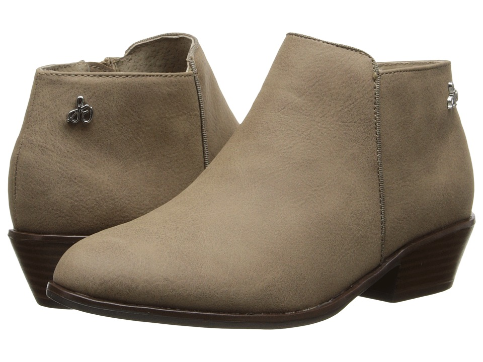 019ae22ecf0d 079092724774. Sam Edelman Kids Petty (Little Kid Big Kid) (Taupe Textured)  Girl s Shoes