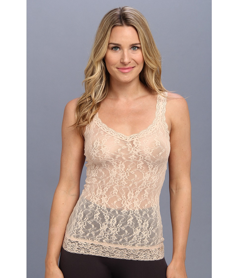 DKNY Intimates - Signature Lace Cami 731233 (Pretty Nude) Women
