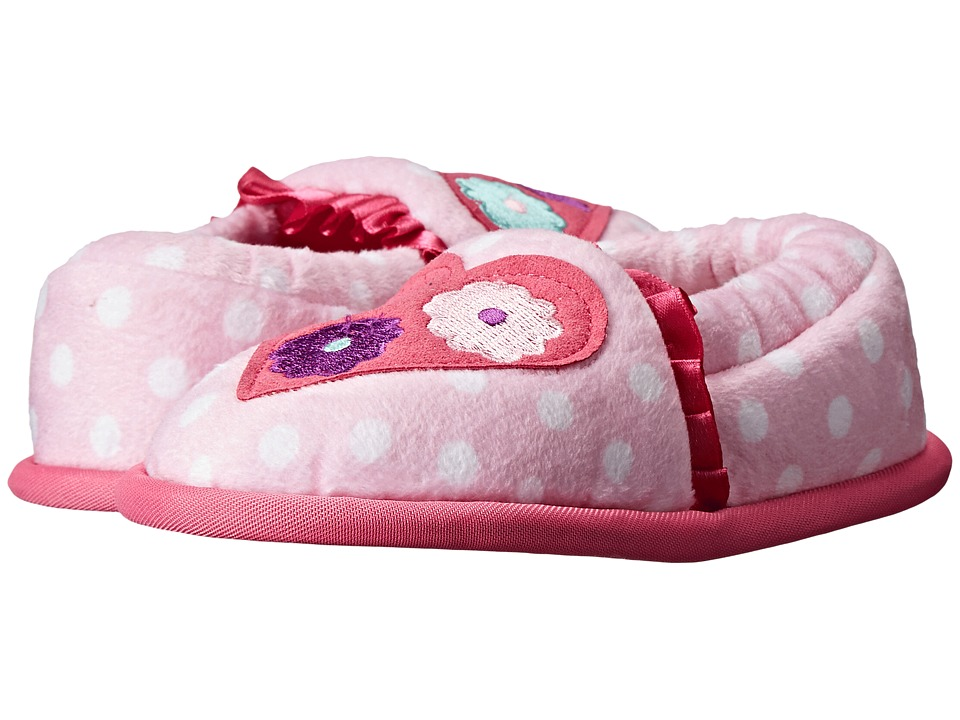 Stride Rite - Floral Heart Espadrille (Toddler/Little Kid) (Multi) Girls Shoes