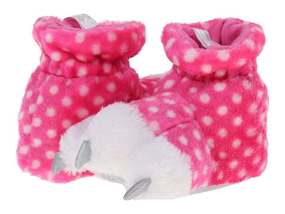 Stride Rite - Polka Dot Paw (Toddler/Little Kid) (Pink Multi) Girls Shoes