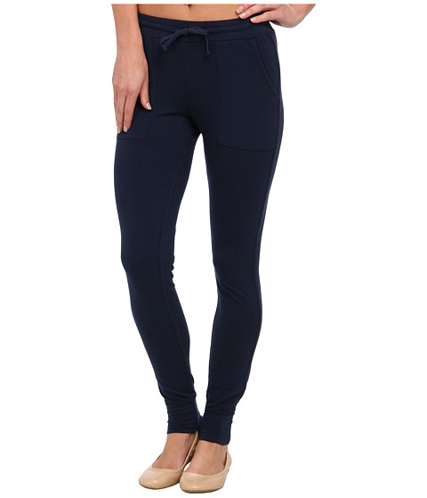 C&C California - Long John Legging (Navy) Women's Casual Pants