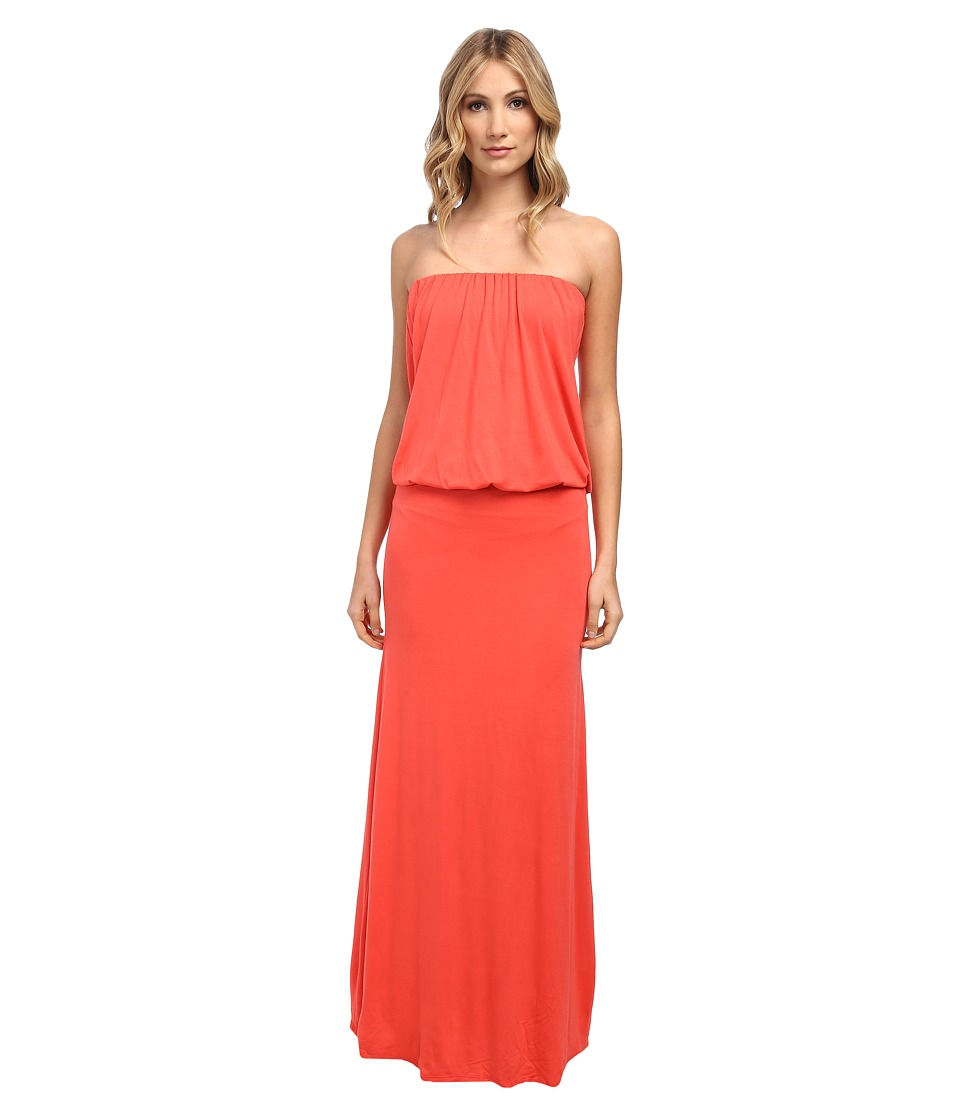 Culture Phit - Riena Maxi Dress (Coral) Women