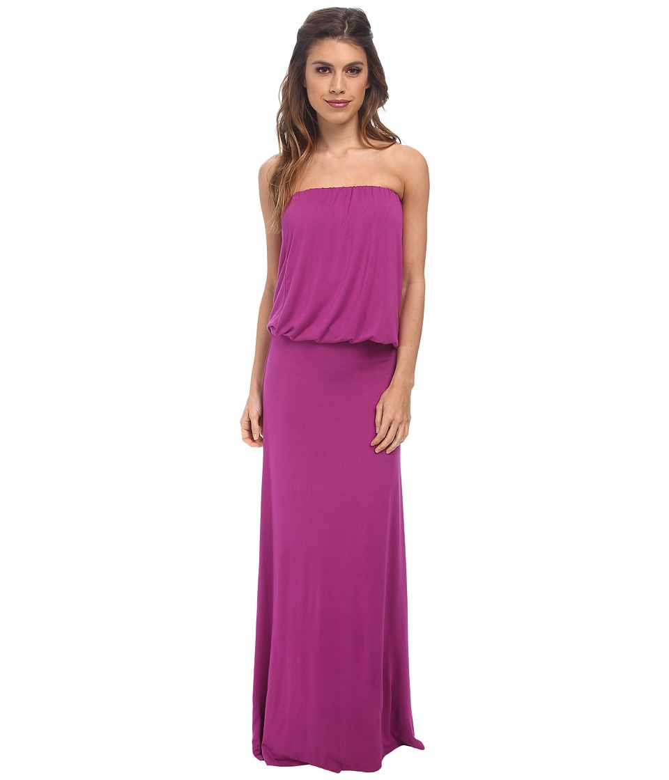 Culture Phit - Riena Maxi Dress (Magenta) Women's Dress