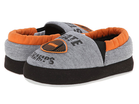 Stride Rite - State Champs w/ 2PC Rubber Insert Outsole (Toddler/Little Kid) (Grey/Orange Multi) Boys Shoes