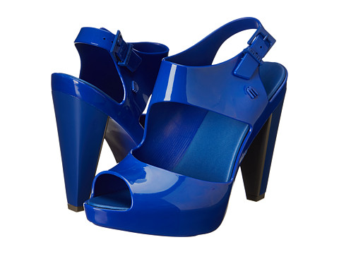 Melissa Shoes - Estrelicia (Blue) High Heels