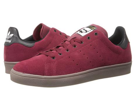 adidas Skateboarding - Stan Smith (Cardinal/Black/Gum 5) Men