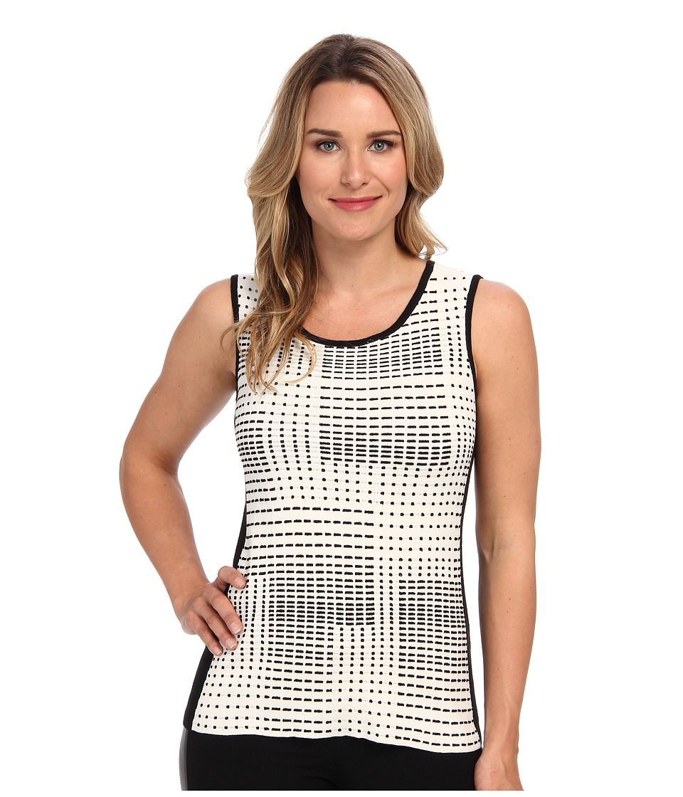 NIC+ZOE - Digital Dots Top (Multi) Women's Sleeveless