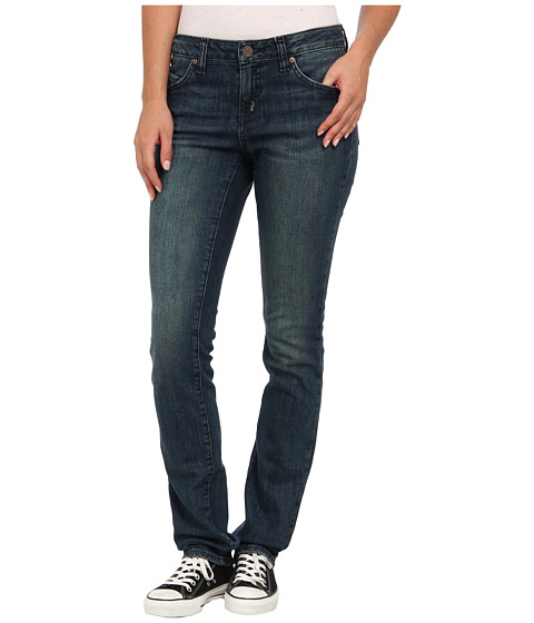 Volcom - 1991 Straight Jean (Dust Bowl Indigo) Women's Jeans