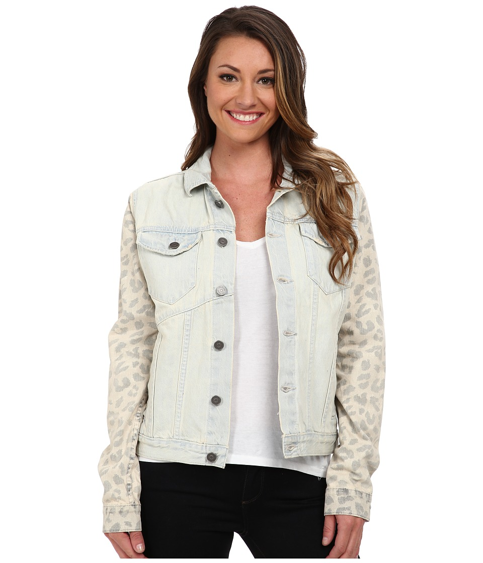Volcom - Liberator Jacket (Sun Faded Indigo) Women's Jacket