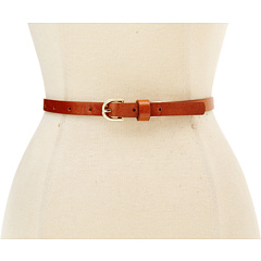 SALE! $12.99 - Save $15 on Steve Madden Two for One Metallic Smooth Belt (Cognac Gold) Apparel - 53.61% OFF $28.00