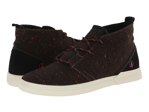 Volcom - De Fray (Dark Brown) Men