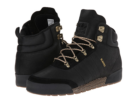 adidas Skateboarding - Jake Boot 2.0 (Black/ST Tan/Gum 5) Men