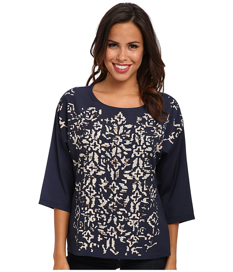 Pendleton - Arabella Tunic (Placed Print) Women
