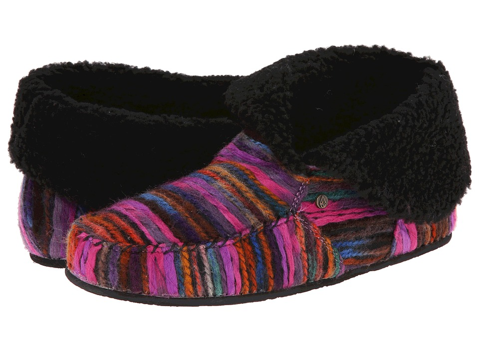 Volcom - Good Spirits (Multi) Women's Slippers