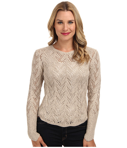 NIC+ZOE - Empress Top (Multi) Women's Sweater