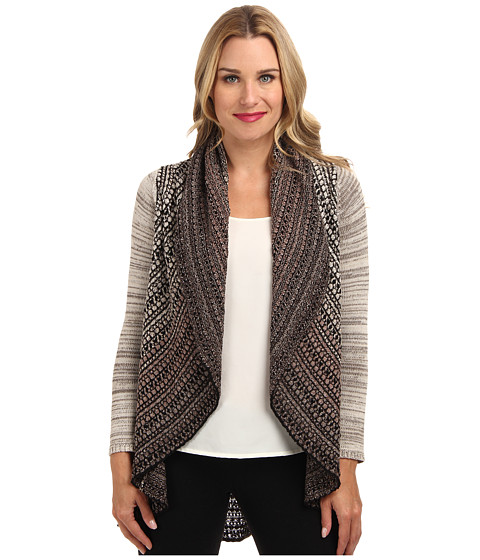 NIC+ZOE - Cossack Cardy (Multi) Women