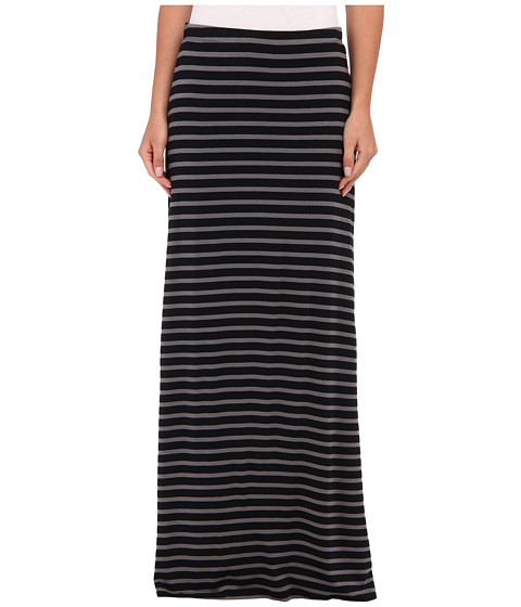 Volcom - Play Along Maxi Skirt (Black) Women's Skirt