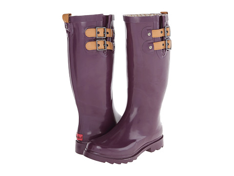 Chooka - Top Solid Rain Boot (Bright Plum) Women's Rain Boots