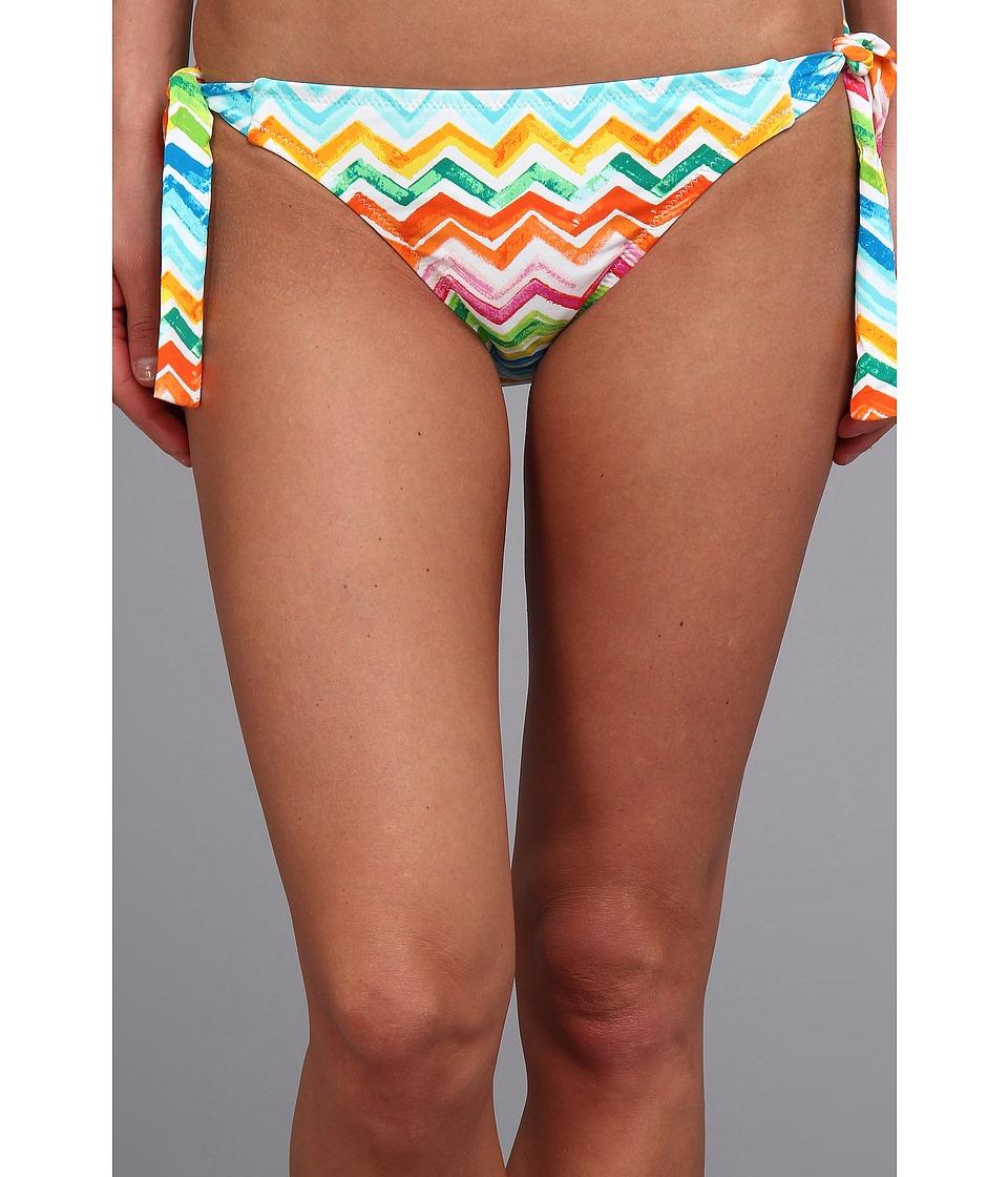 Bleu Rod Beattie - Ziggy Stardust Side Tie Bottom (Multi) Women's Swimwear