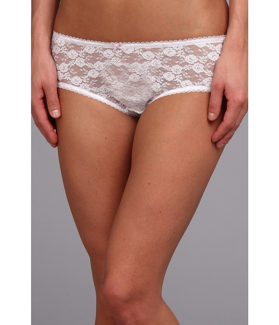 BCBGeneration - The How You Doing Hipster (White) Women's Underwear