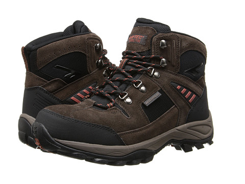 Hi-Tec - Deco Pro Mid ST (Chocolate) Men