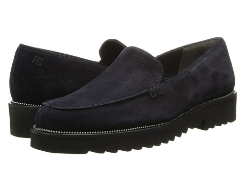 Paul Green - Ariana (Ocean Suede) Women's Slip on Shoes