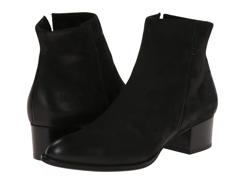 Paul Green - Ashly (Black Nubuck) Women