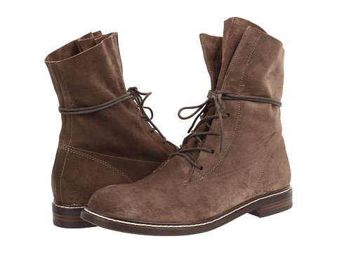 Paul Green - Alamo (Earth Suede) Women's Lace-up Boots