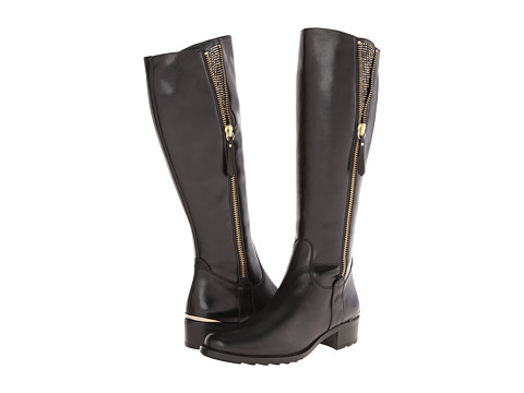 Paul Green - Affina Boot (Black Leather) Women