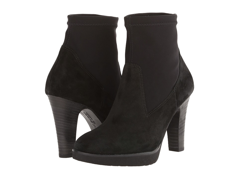 Paul Green - Arden Boot (Black Suede) Women