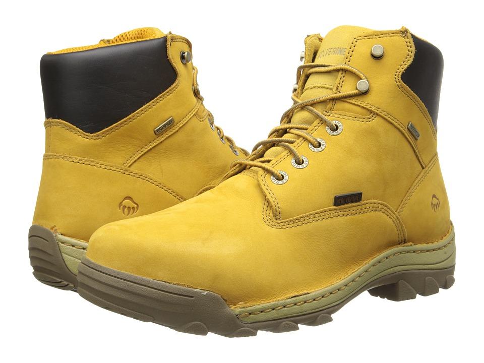 Wolverine - Dublin Insulated Waterproof (Wheat) Men's Waterproof Boots