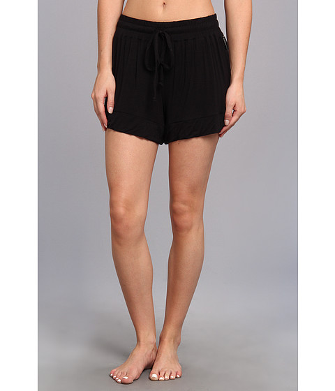 BCBGeneration - The Smiley Short (Black) Women's Pajama