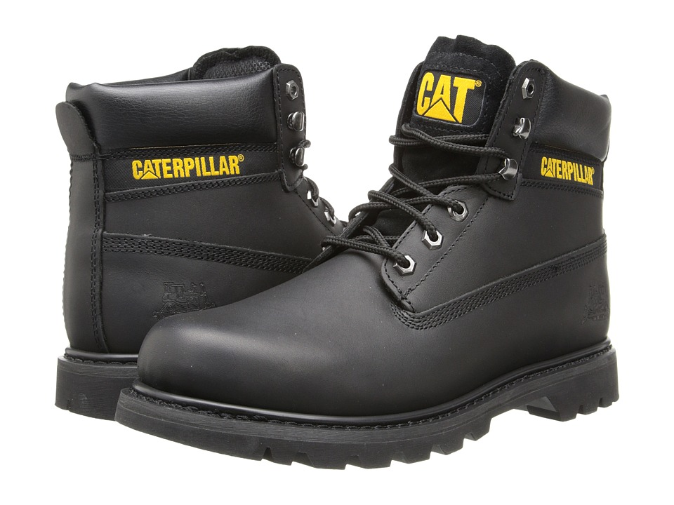 Caterpillar - Colorado 6 Boot (Black) Men's Work Boots