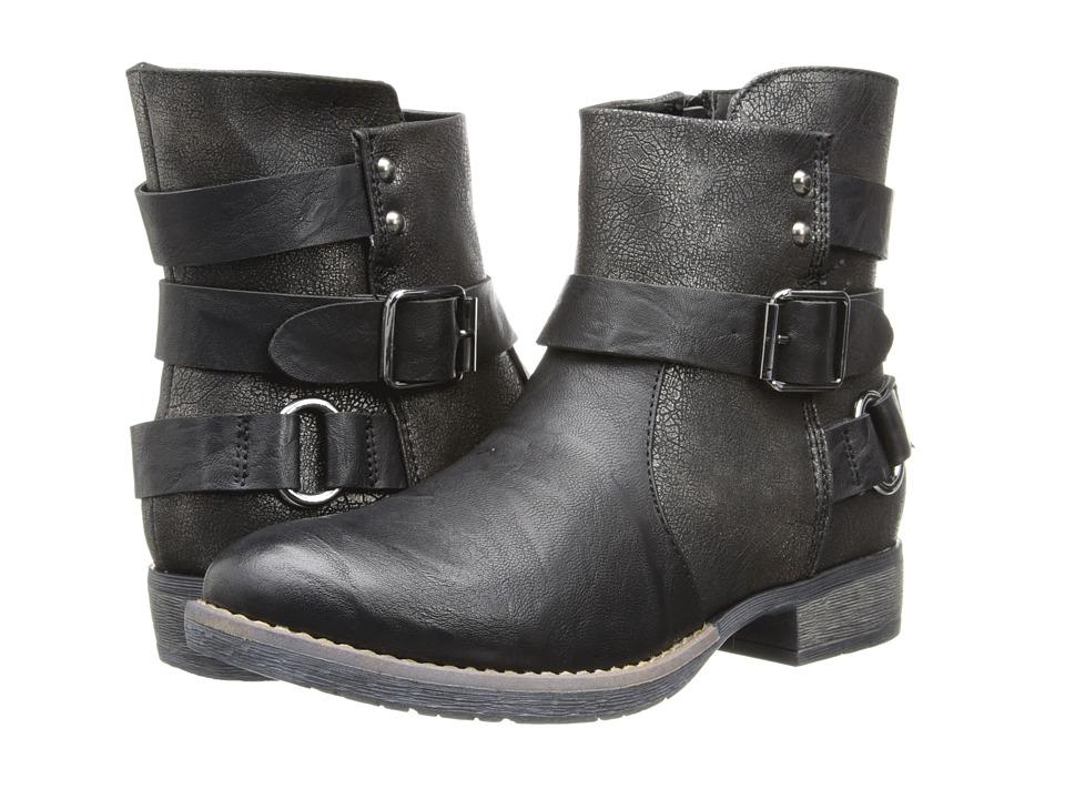 PATRIZIA - Donjon (Black) Women's Zip Boots
