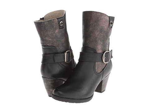 PATRIZIA - Victorious (Black) Women's Zip Boots