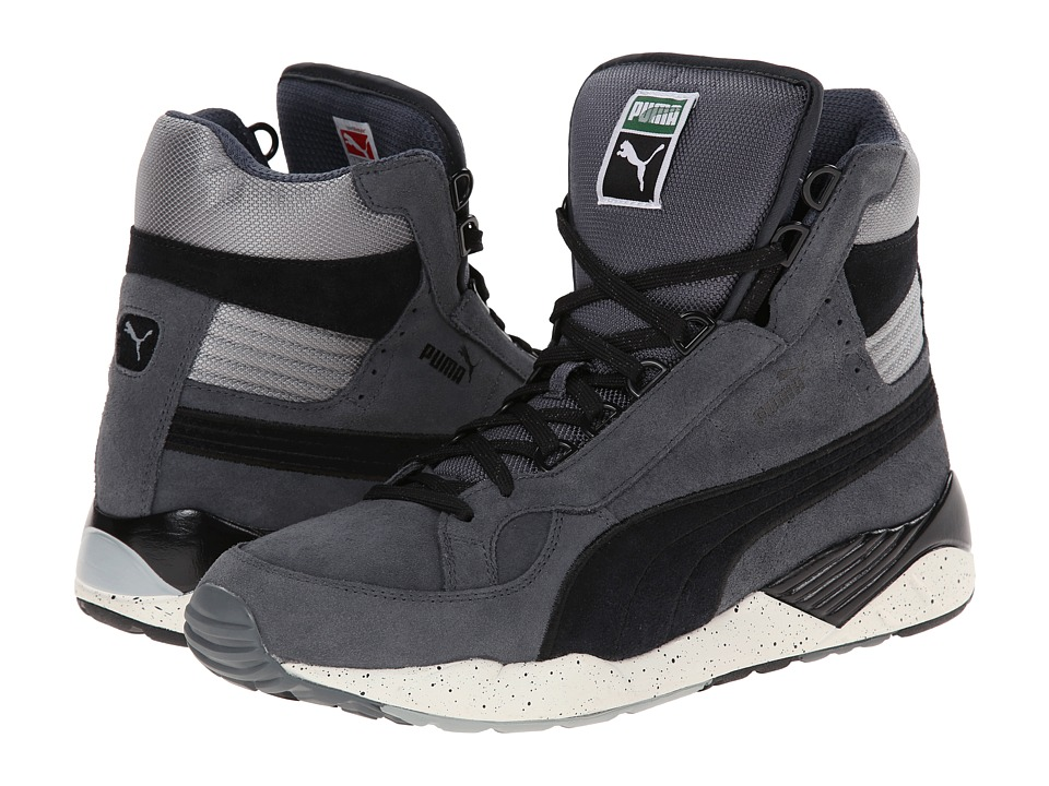 PUMA - Trinomic XS 850 Mid Rugged (Turbulence/Black) Men