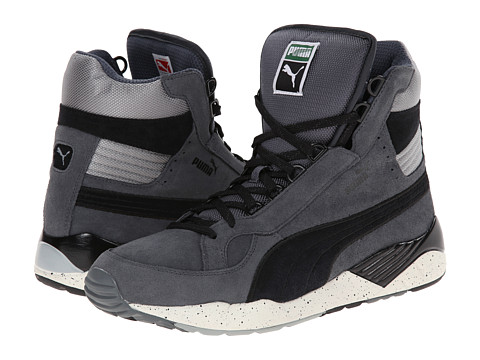 PUMA - Trinomic XS 850 Mid Rugged (Turbulence/Black) Men's Classic Shoes
