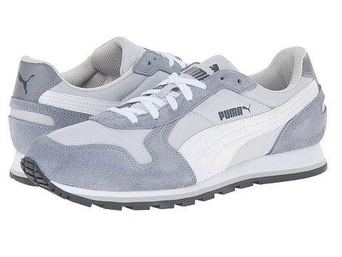 PUMA - ST Runner Nylon (Tradewinds/Microchip/Vaporous Gray) Running Shoes