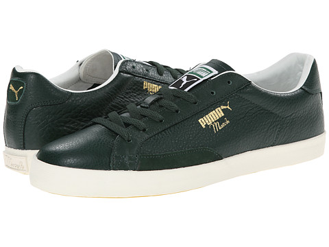 PUMA - Match Vulc (Sycamore) Men's Classic Shoes