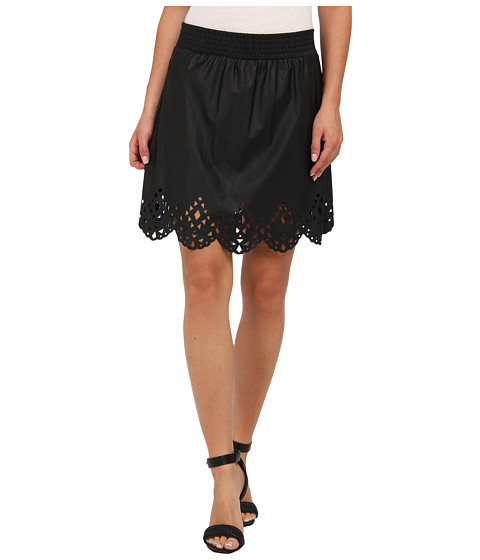 Volcom - No Running Skirt (Black) Women's Skirt