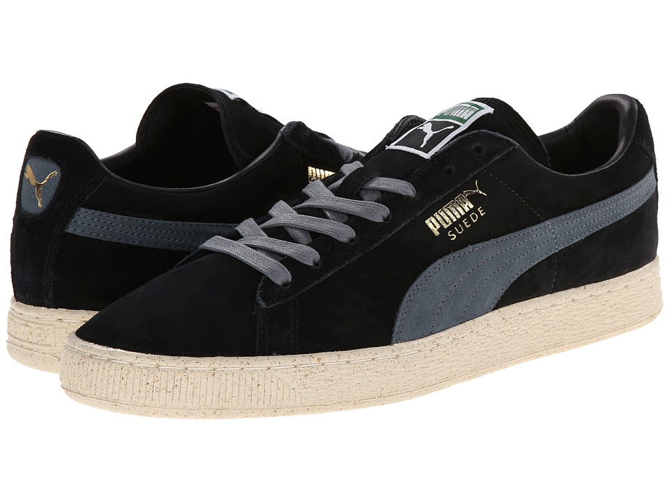 PUMA - Suede Classic (Black) Shoes