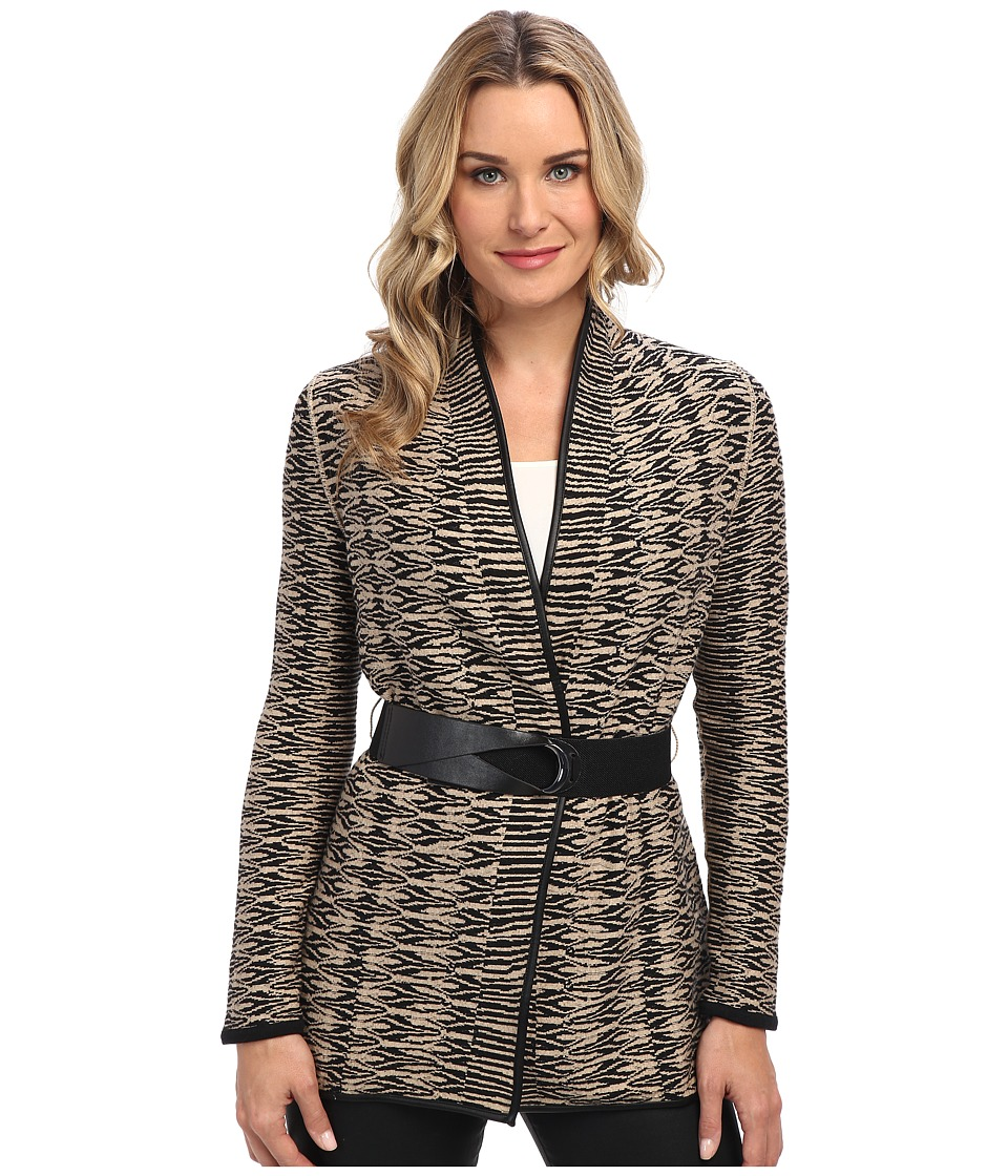 NIC+ZOE - Jazz Age Reversible Jacket (Multi) Women