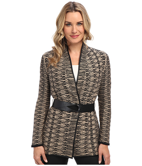 NIC+ZOE - Jazz Age Reversible Jacket (Multi) Women's Jacket