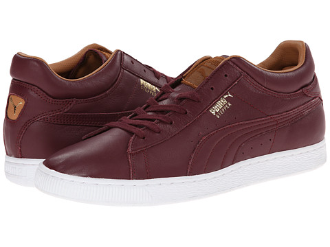 PUMA - Stepper Classic Citi Series (Zinfandel) Men's Shoes